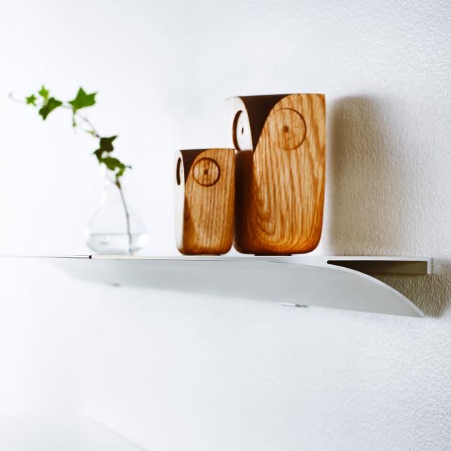 Nonuform Exilis Wall-Mounted Shelves