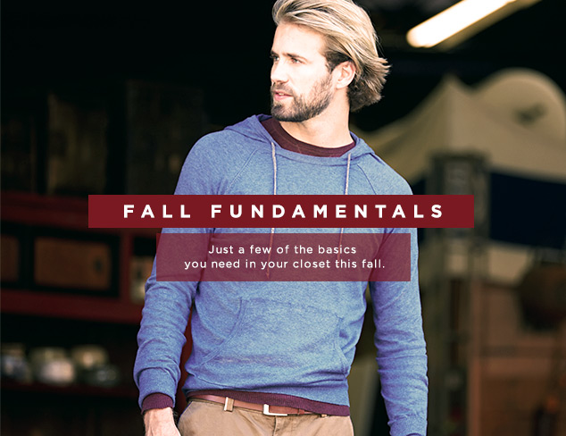 Fall Fundamentals: Cullen Sweaters at MYHABIT