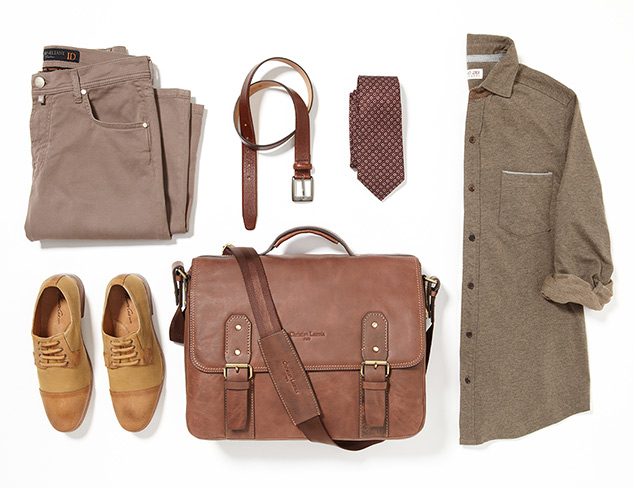 Fall Hues: Tan at MYHABIT