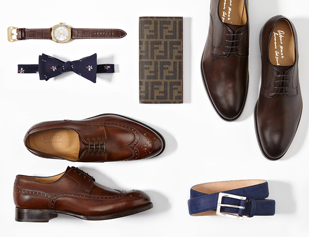 Fall Shoes & Accessories for Evening at MYHABIT