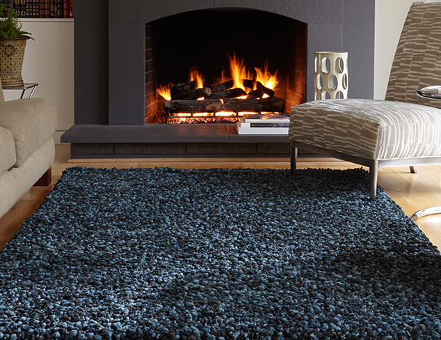 Floored: Vibrant & Textured Rugs at MYHABIT