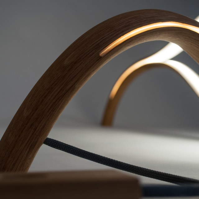 John Procario Freeform II Table Lamp
