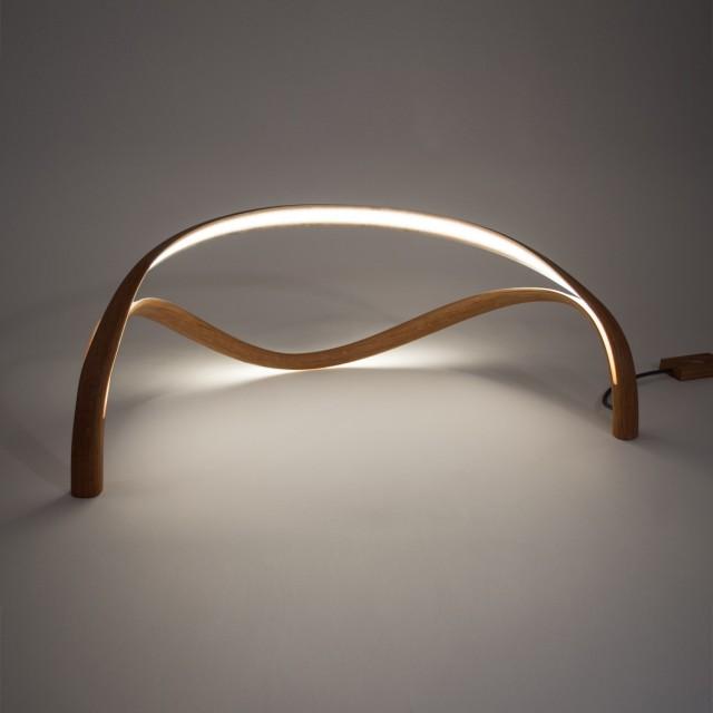John Procario Freeform III Table Lamp