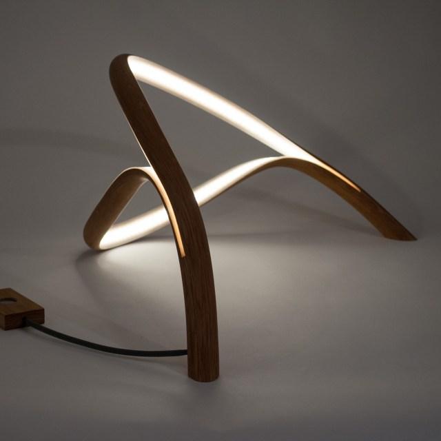 John Procario Freeform VII Table Lamp