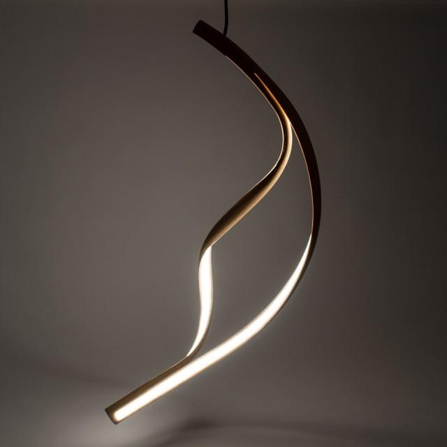 John Procario Freeform VIII Table Lamp