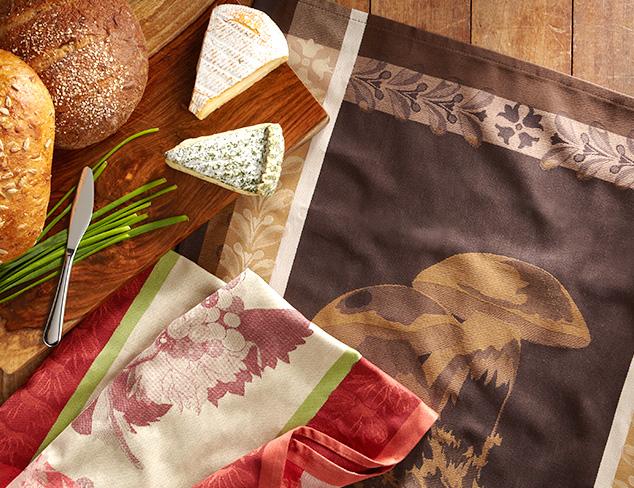 Garnier-Thiebaut Kitchen Towels at MYHABIT