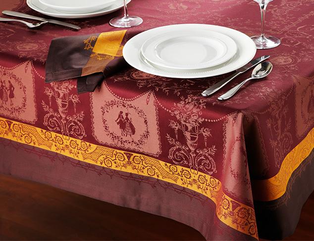 Garnier-Thiebaut Table Linens at MYHABIT