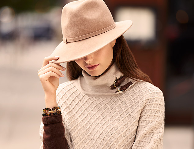 Giovannio Fall Hats at MYHABIT