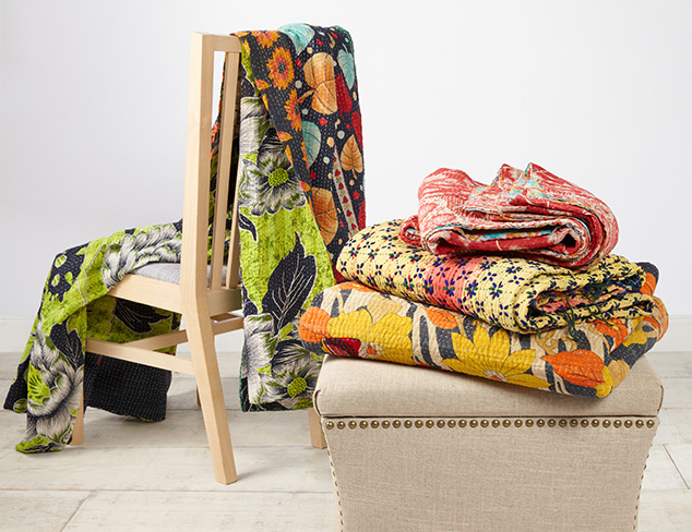 Global Inspiration: Home Textiles at MYHABIT