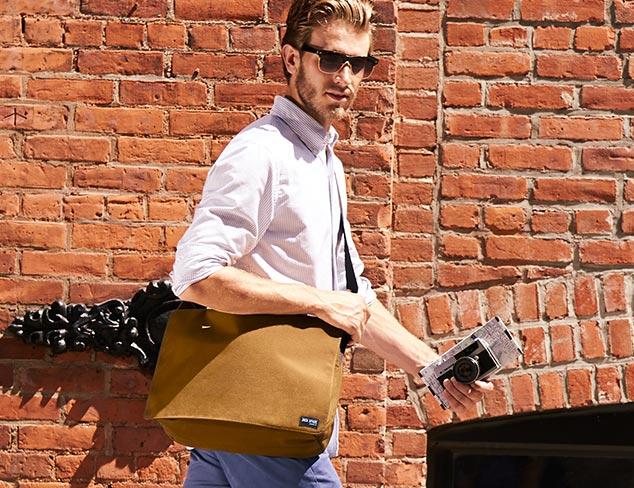 Go Hands Free: Backpacks & Messenger Bags at MYHABIT