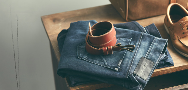 HUDSON Jeans Men at Rue La La