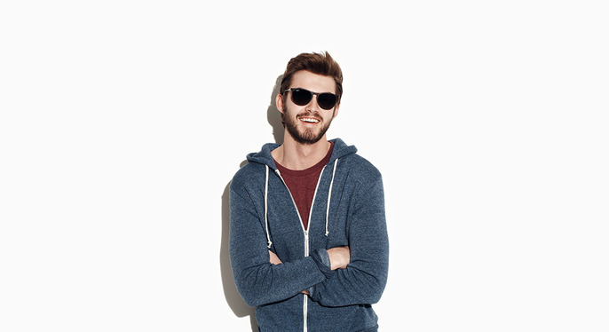 Henleys & Hoodies at Gilt