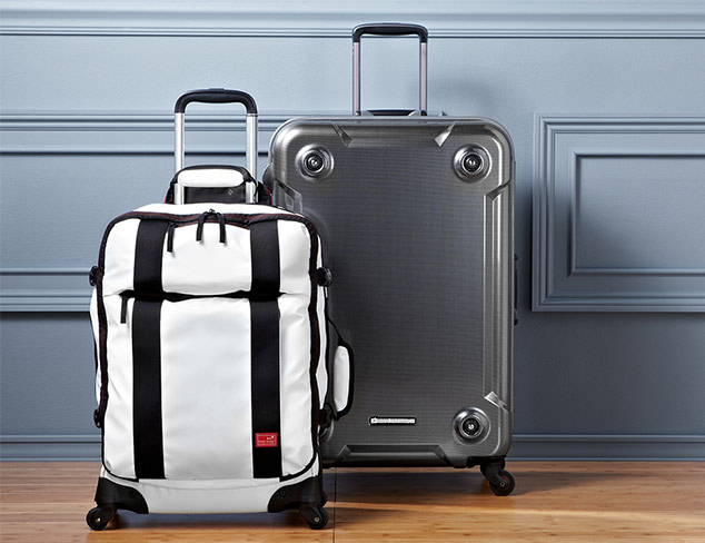 Hideo Wakamatsu Luggage at MYHABIT