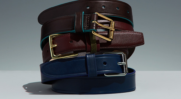 Isaac Mizrahi Belts at Gilt