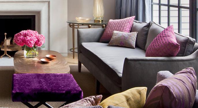 Jewel-Tone Furniture & Accents at Gilt