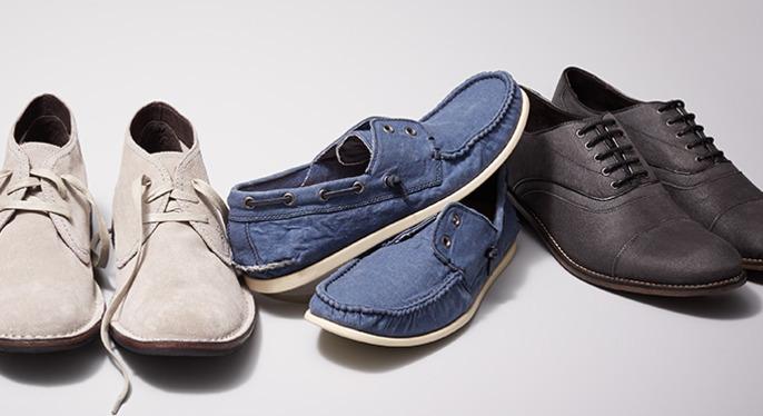 John Varvatos Star USA Footwear at Gilt