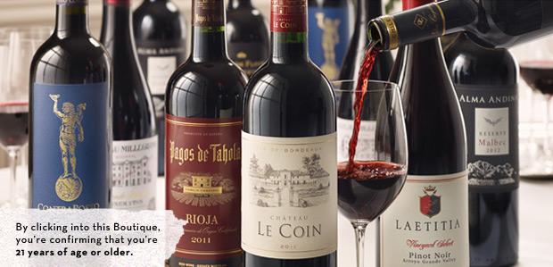 Laithwaite's Wine: Redeem Online at Rue La La