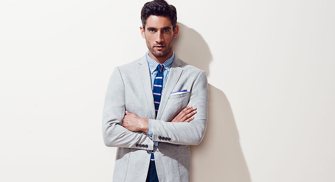 Lubiam Suiting at Gilt