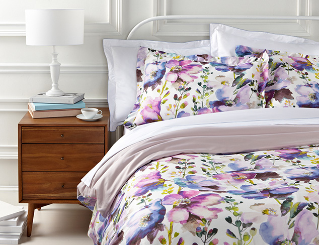 Luxury Linens by Bella Letto at MYHABIT