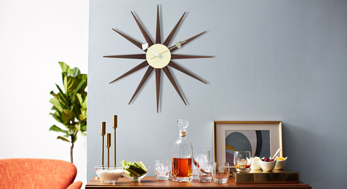 Midcentury Modern-Inspired Accents & More at Gilt