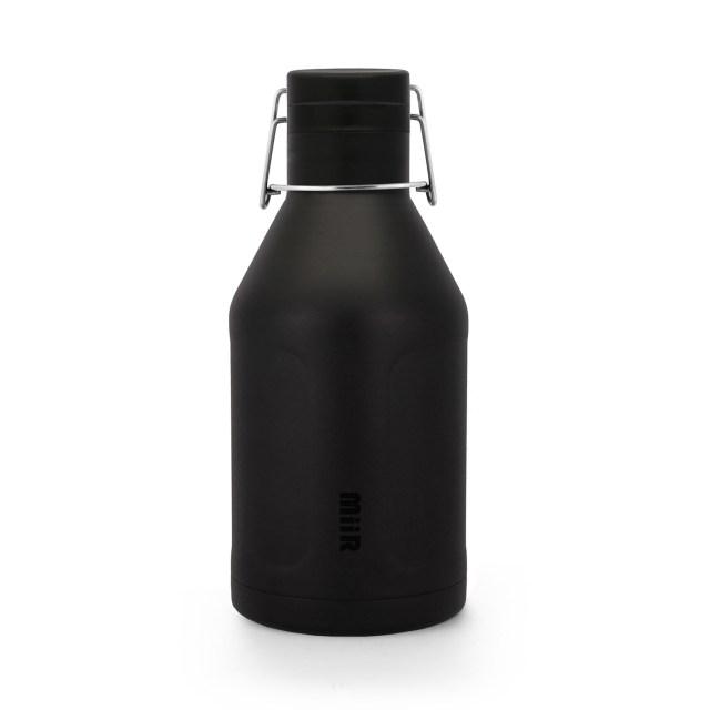 MiiR Vacuum Insulated Growler in Brushed Black
