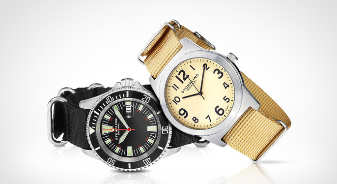 Nato Strap Watches at Gilt