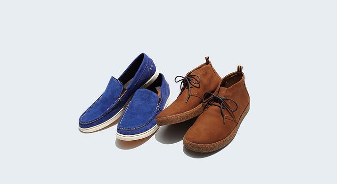 Off-Duty Footwear at Gilt