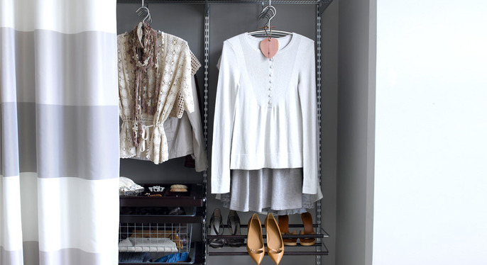 Organize Your Closet at Gilt