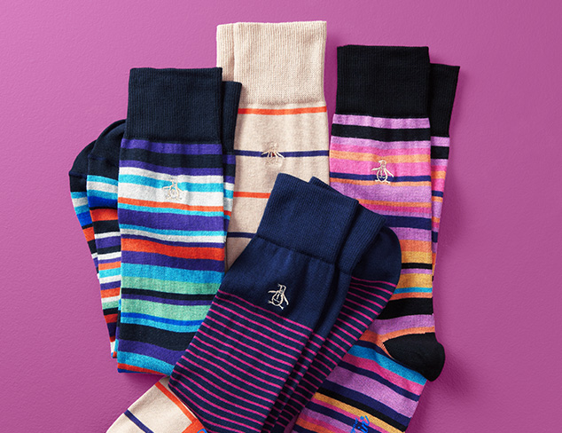 Original Penguin Socks at MYHABIT
