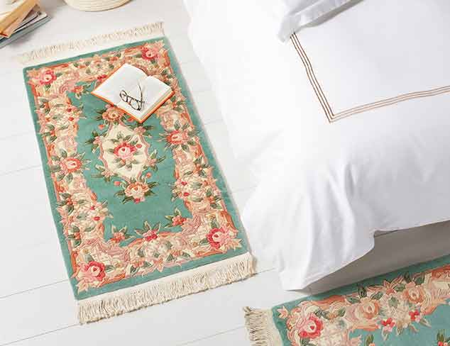 Rugs for Small Spaces at MYHABIT
