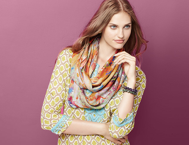 Saachi Fall Scarves at MYHABIT