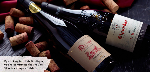 Say Cheers: Wine Combinations from France & Spain at Rue La La
