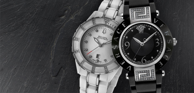 Spotlight On: Ceramic Timepieces for Women & Men at Rue La La