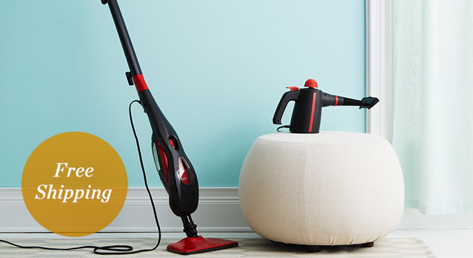 Squeaky Clean: Steam Mops, Hand Vacs & More at Gilt