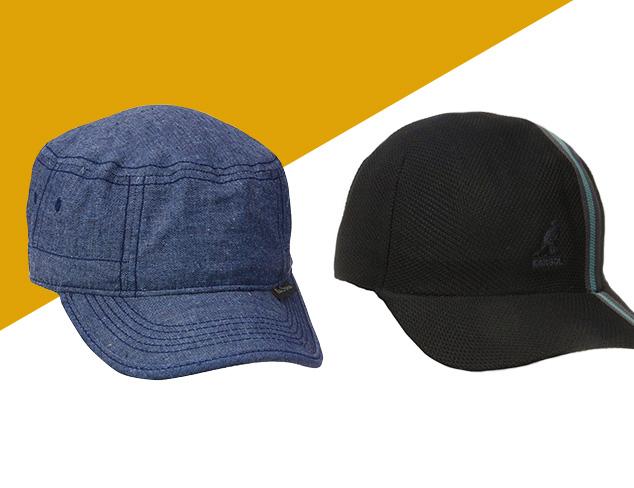 Sunday Style: Baseball Caps & More at MYHABIT