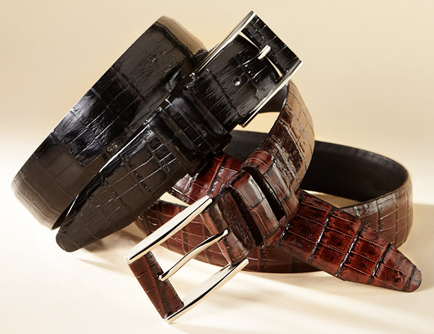 Sunday Style: Casual Belts at MYHABIT