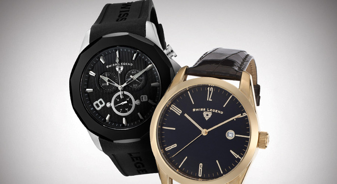 Swiss Watches at Gilt