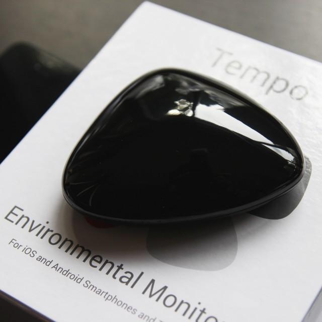 Blue Maestro Tempo Environment Monitor in  Black
