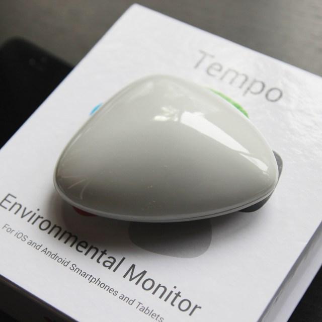 Blue Maestro Tempo Environment Monitor in  Grey