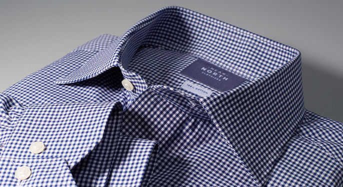 The Blue Dress Shirt at Gilt