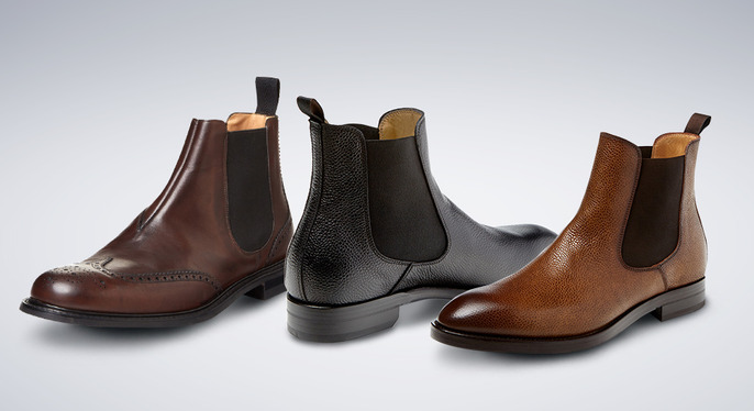 The Chelsea Boot at Gilt