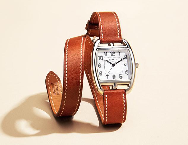 The Designer Watch: Hermès, Ferragamo & More at MYHABIT