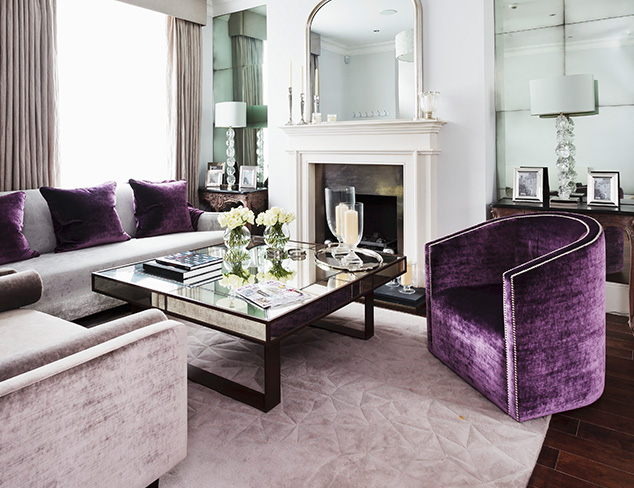 The Elegant Living Room at MYHABIT