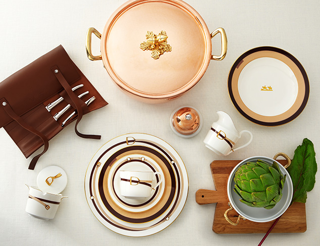 The Equestrian-Inspired Kitchen at MYHABIT