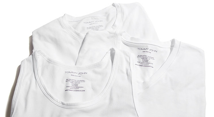 The Essentials: Undershirts at Gilt