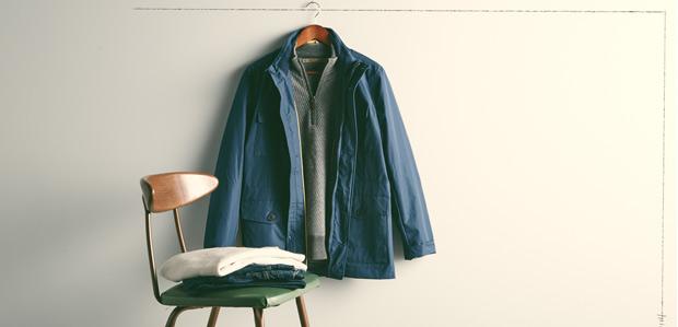 The Fall Essentials Shop: For Men at Rue La La