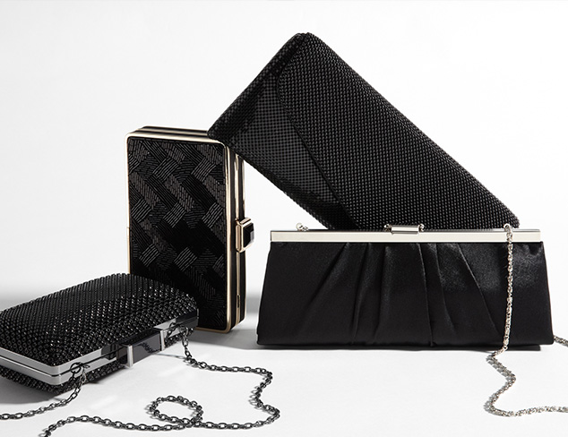 The Fall Occasion: Clutches & Minaudières at MYHABIT
