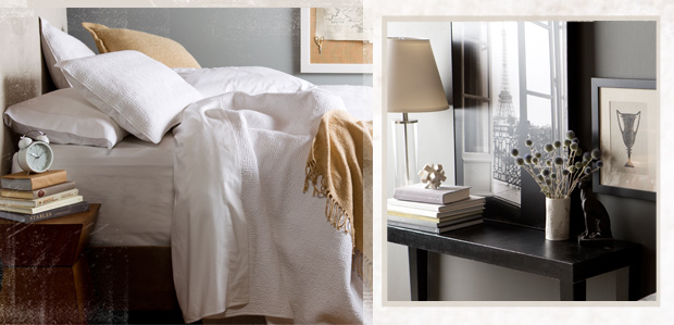 The Fall-Ready Home: Bedding, Furniture, & Decor at Rue La La