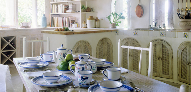 The French Country Kitchen: From Decor to Tabletop at Rue La La
