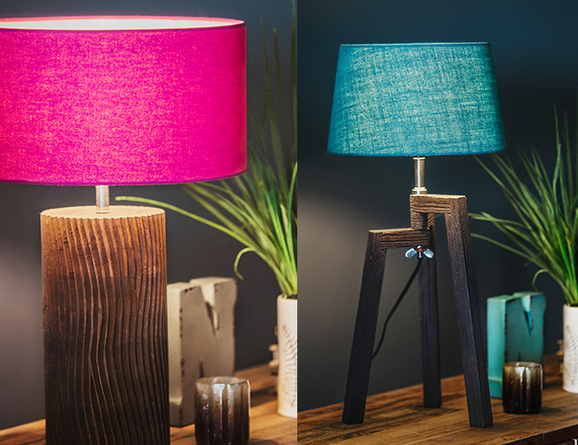 The Home Shop: Bold & Bright Lighting at MYHABIT